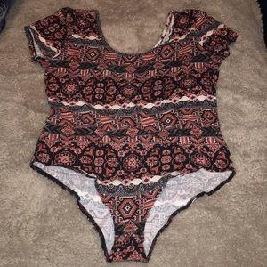 No comment bodysuit